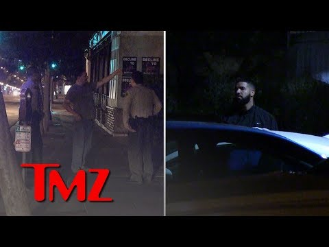 Uber Driver Calls Drake and Driver 'F***ing Idiot' for Dinging Car | TMZ