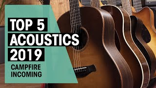 Acoustic Guitars of the year 2019 | Top 5 | Thomann