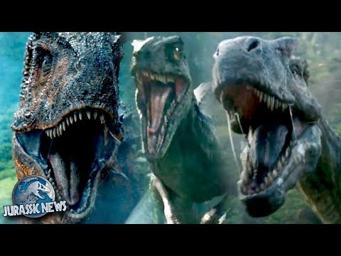 JURASSIC WORLD 2 Trailer Breakdown and Analysis! | | Jurassic World News Update