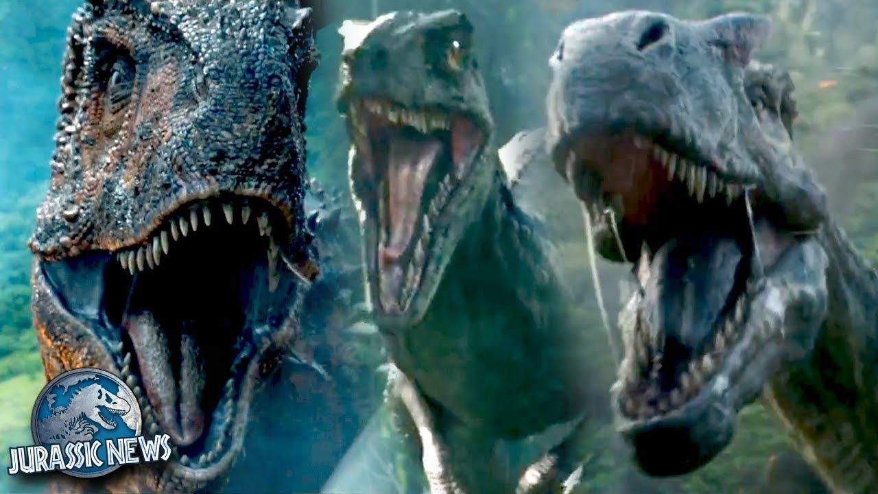 JURASSIC WORLD 2 Trailer Breakdown and Analysis! | | Jurassic World News Update