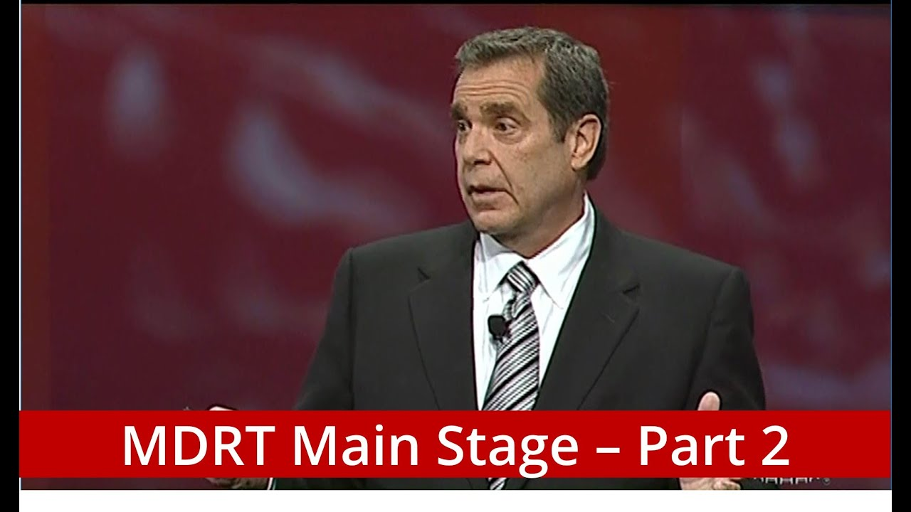 Million Dollar Round Table Canada Bill Cates Conference Speaker Mdrt Main Stage Part 2 Youtube