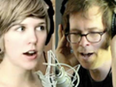 Ben Folds, Nick Horn, & Pomplamoose Song!!!!