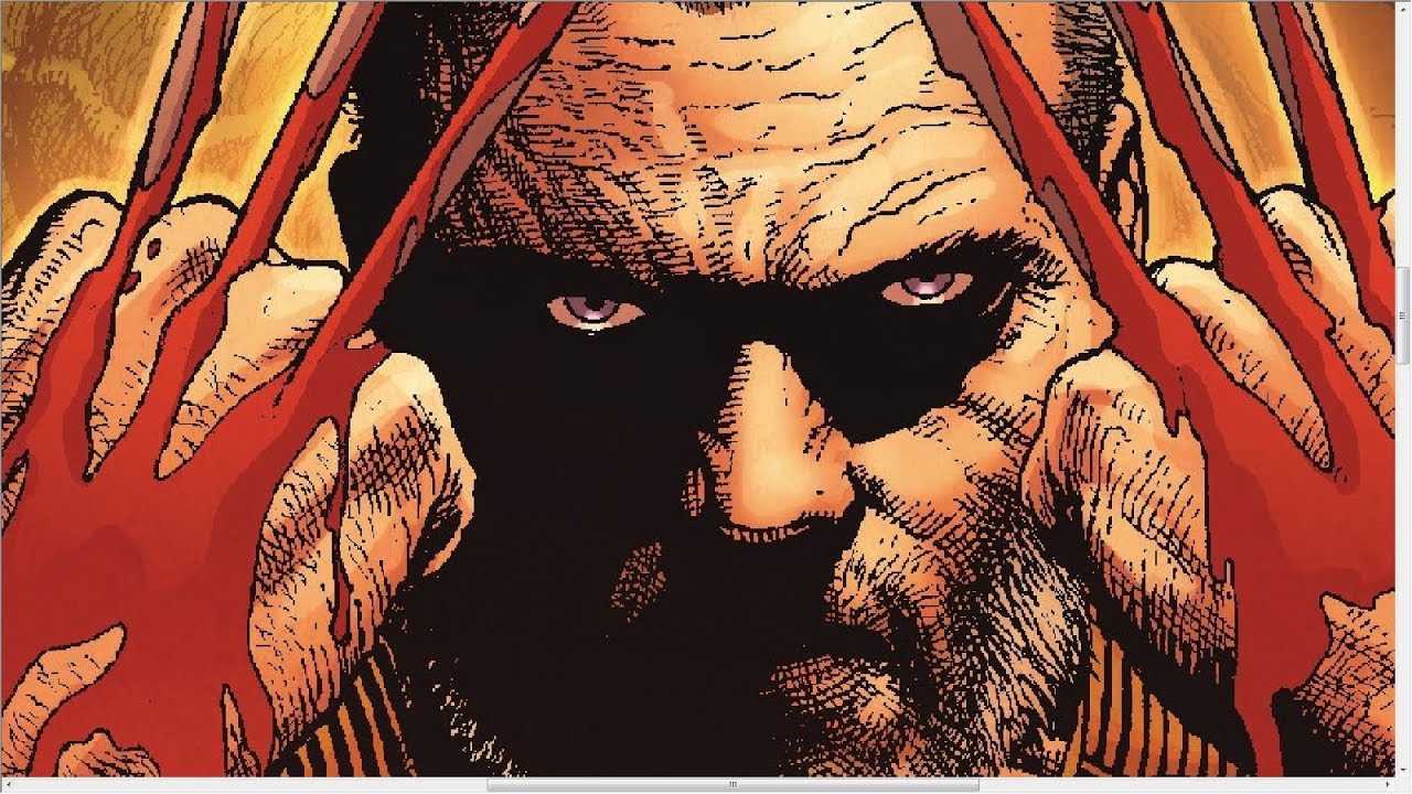 old man logan computer - photo #49