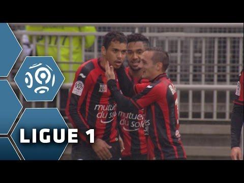 But Carlos EDUARDO (23') / Olympique Lyonnais - OGC Nice (1-2) -  (OL - OGCN) / 2014-15