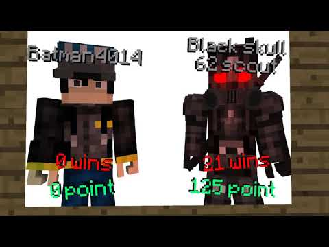 [Minecraft Fight Animation] Bat world Tournament [Part 1] [C