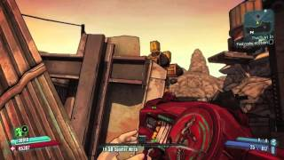 Borderlands 2 - The Best Way to Kill Saturn