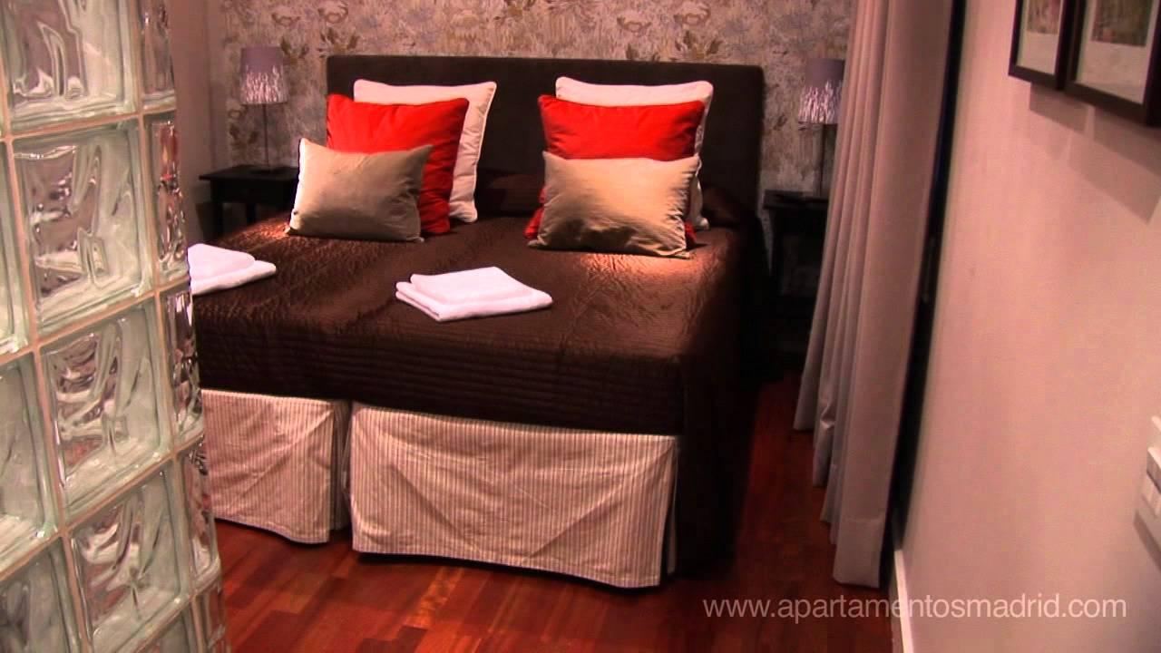 Apartamentos tur sticos madrid centro piso junior for Piso turistico madrid