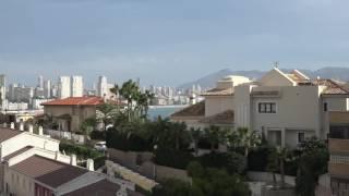 Квартира в районе пляжа Poniente Бенидорма от банка недорого. Недвижимость в Испании в кредит