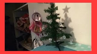 Vlogmas 1:Putting up Christmas Decorations 🎄|Ziggy Remley