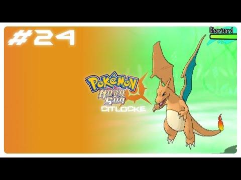 "Pokémon Nova Sun Citlocke w/CitDCypher #24 l ""Solar Power"""