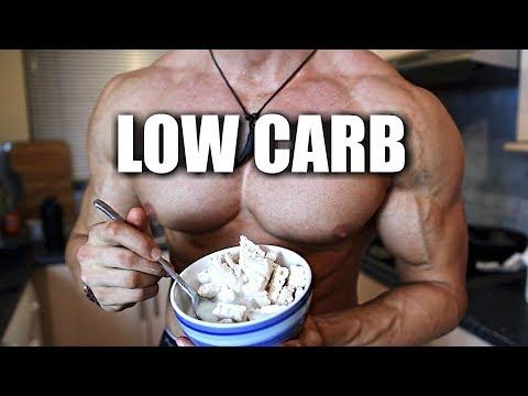 The Hardbody Shredding Low Carb Diet | FULL DAY OF EATING | Hardbody Shredding Ep 19