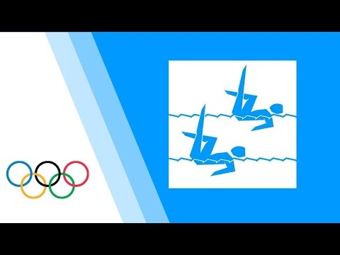 Synchronized Swimming - Team Free Routine - London 2012 Olympic Games