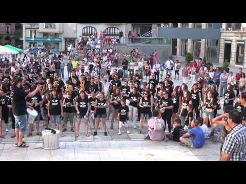 5ª Batucada Popular de Lleida Dia de la Musica 2014