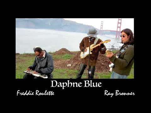 One More Cup of Coffee - Freddie Roulette Lap Steel - Daphne Blue Band