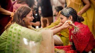 Alia Bhatt Dance On 'Maahi Ve' Song At Her Best Friends Wedding Ceremony.. 😍