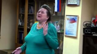 Татьяна Терлецкая -  Расцвела под окошком