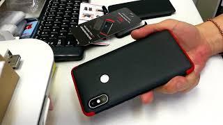 Case 360 redmi note 5 pro super protect thumbnail