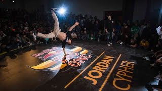 Red Bull BC One Jordan Cypher 2015
