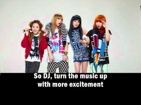2NE1  Dont Stop The Music Eng Sub