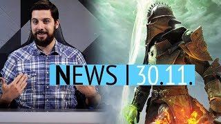 Neues Dragon Age bald - Anthem Alpha Anmeldung ab sofort - News