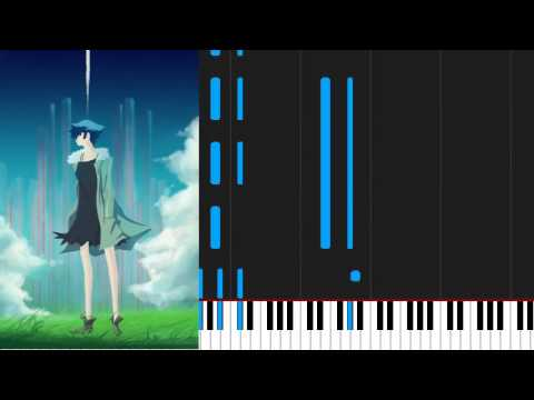 How to play Perfect Day by supercell on Piano Sheet Music