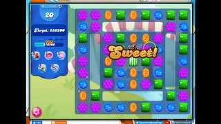 ALERT: HUGE CHANGE IN POINT STRUCTURE!!! Candy Crush Level 2601 Talkthrough, 40 Moves, 1 Switch Hand