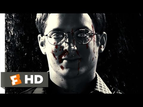 Sin City (3/12) Movie CLIP - He Never Screams (2005) HD