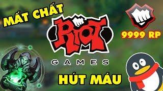 Sau 10 năm, Riot Games đang dần Mất Chất và chìm đắm vào việc Hút Máu người chơi LMHT?