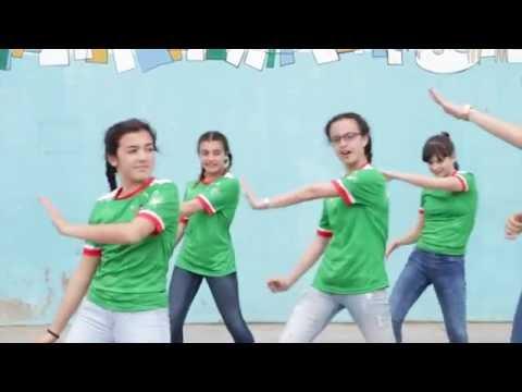 Ikastolako jairako prestatutako flashmob-a