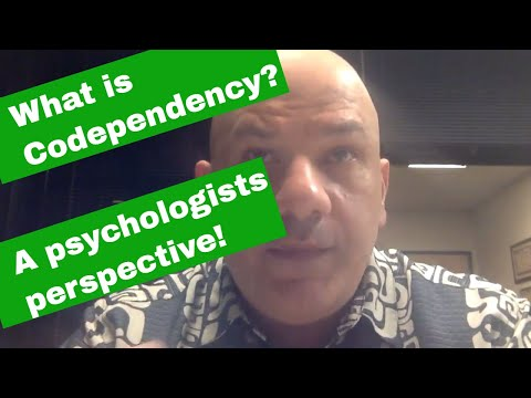 What is codependency? - Clinical Psychologist answers your questions!