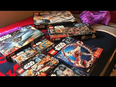 Buying NEW LEGO Star Wars 2017 Sets @Toys R Us! (+UCS Snowspeeder ...