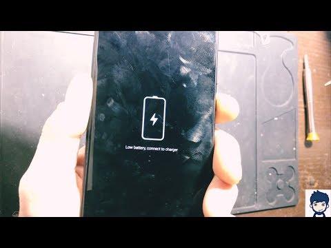 Meizu M6t низкий уровень зарядки подключить к зарядному устройству,  Low Batteru Connect To Charger