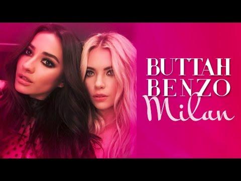 MTV EMA's with Ashley Benson AKA ButtahBenzo | Shaycation Milan