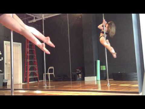 Hypnotized Pole Dance - YouTube