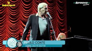 Umbria Jazz 2015 - PAOLO CONTE - Ratafià (live version) @Arena Santa Giuliana HD