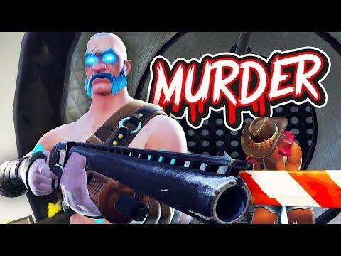 WERDE ICH ÃœBERLEBEN?! | Fortnite MURDER Modus!