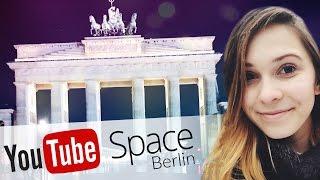 Publiczne śpiewanie -  YouTube Space Berlin Vlog