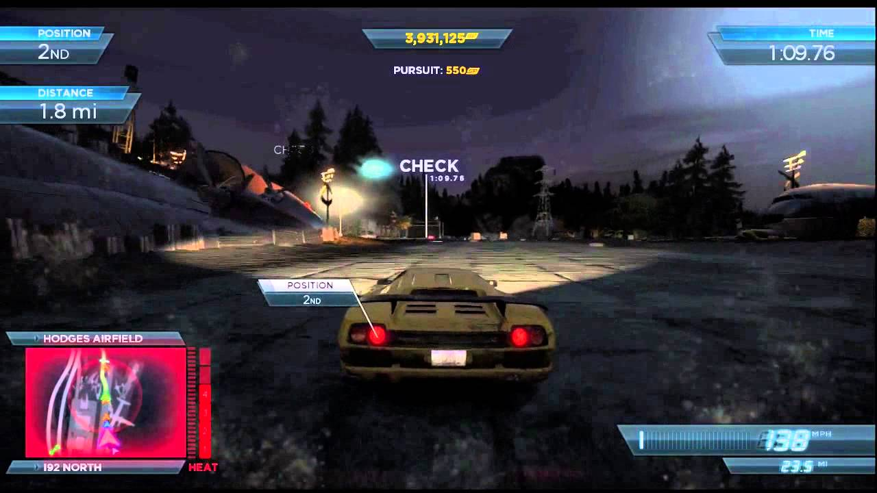 Need For Speed Most Wanted 2012 Xbox 360 Most Wanted Racer 1