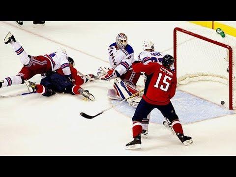 Alex Ovechkin's First 61 Playoff Goals