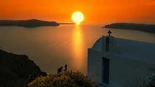 SANTORINI ATTRACTIONS GREECE