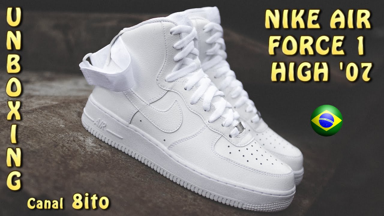 air force 1 07 high