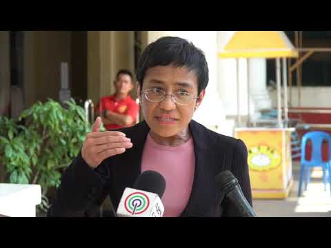 Maria Ressa pleads not guilty to anti-dummy charge