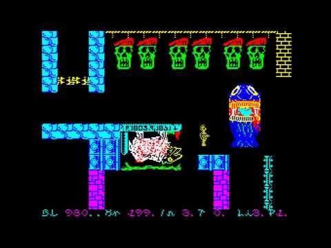 Soft & Cuddly Walkthrough, ZX Spectrum