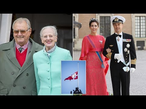 Denmark's Prince Henrik dead at age 83 - When will Princess Mary become queen
