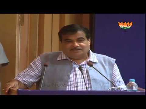 Shri Nitin Gadkari addresses State Transport Ministers Conference