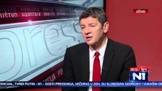 N1 Pressing: Slobodan Georgiev i Vukašin Obradović (10.11.2015)