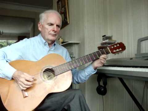 Dublin Etude (Original Composition) Guitar Composition