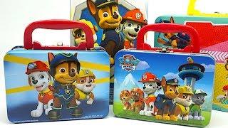 Щенячий патруль распаковываем новые игрушки от мультика Щенячий Патруль   Игрушкин ТВ