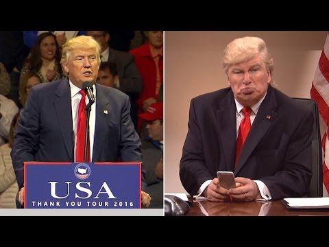 Alec Baldwin: I'll Only Stop Imitating Donald Trump If He Releases Tax Returns