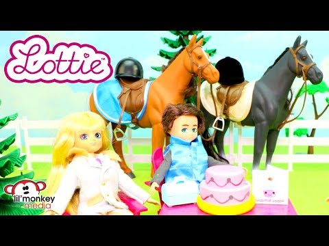 Lottie Dolls!  Doll Unboxing & Play! Lottie Finn & Friends Dolls, Clothing and Playsets!